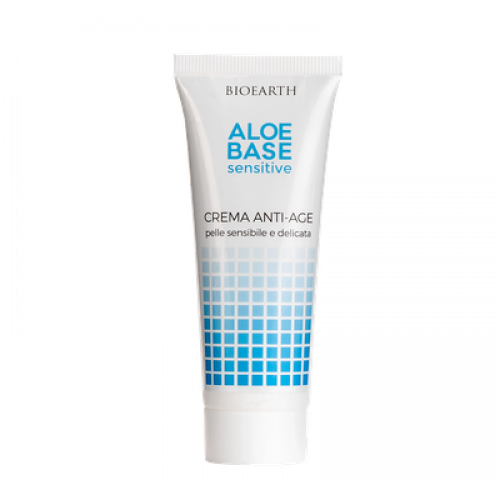 "Крем для лица Anti-Age ""Aloebase Sensative"""
